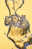 Unterwasserluftblasen Lizenzfreie Stockbilder