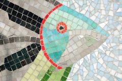 Unterwassermosaik Stockbilder