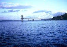 Unterwasserobservatorium Lizenzfreie Stockfotos