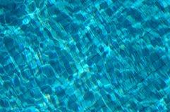 Unterwasserpool-Fliesen Lizenzfreie Stockfotografie