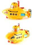 Unterwasserspielzeug stockfotos