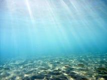 Unterwasser Stockfoto