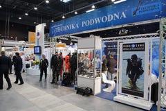 Unterwassertechnologie Lizenzfreie Stockfotos