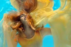 Unterwassertrieb Lizenzfreies Stockfoto