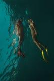 Unterwassertrieb Lizenzfreie Stockbilder