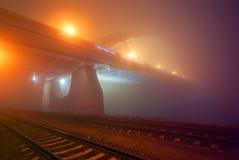 Unther桥梁 免版税库存图片