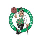 Editorial - Boston Celtics royalty free illustration