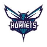 Editorial - Charlotte Hornets royalty free illustration
