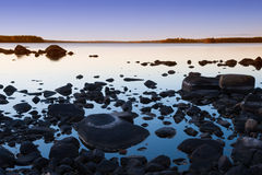 Untouched nature in Sweden Stock Photography
