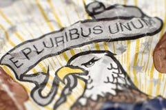 unum pluribus ε Στοκ Εικόνες
