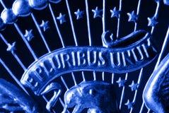 unum pluribus e Стоковое Изображение RF