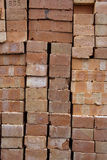 Unused bricks Royalty Free Stock Image