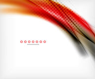 Unusual abstract background - blurred wave Royalty Free Stock Photo