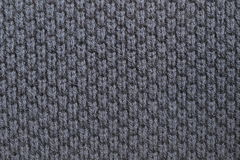 Unusual Abstract  knitted pattern background texture Stock Images
