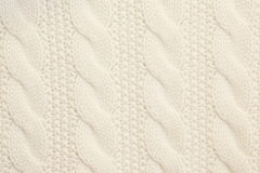 Unusual Abstract  knitted pattern background texture Royalty Free Stock Image
