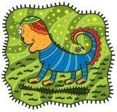 Unusual animal Stock Image