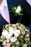 Unusual bouquet Stock Photography