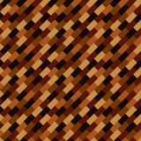 Unusual brick pattern Stock Photography