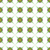 Unusual bright seamless pattern Royalty Free Stock Images