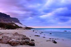 Socotra island Stock Photography