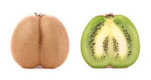 Unusual kiwi Stock Image