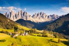 Unusual mountain landscape Stock Photography