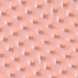 Unusual nipple design upholstery Stock Images