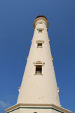 A Unusual Perspective of a Lighthouse in Aruba Royalty Free Stock Photo