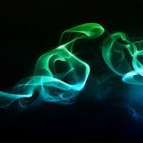 Unusual smoke Stock Photos