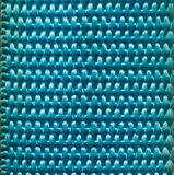 The unusual texture of blue wicker Stock Photography