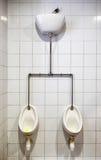 Unusual urinals Stock Photo