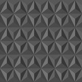 Unusual vintage abstract geometric pattern. Stock Image