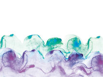 Unusual watercolor background Stock Photo
