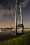 Unvollständige Brücke Stockfotografie