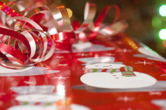 Unwrap Christmas Stock Images