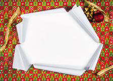 Unwrapping Gifts Stock Images