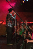 Unwritten Law Concert stock photos