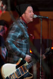 Unwritten Law Concert royalty free stock image