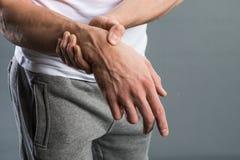 Uomini bei di forma fisica Immagini Stock