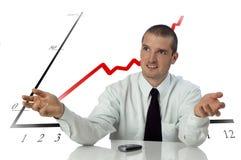Uomini d'affari Immagine Stock
