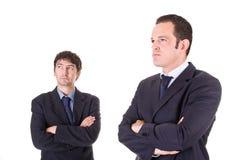 Uomini d'affari Fotografia Stock Libera da Diritti