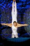 Uomini del muscolo Fotografie Stock