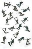 Uomini dell'esercito Fotografie Stock Libere da Diritti