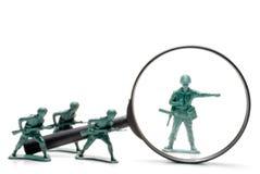 Uomini dell'esercito Immagini Stock Libere da Diritti