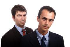 Uomini di affari Fotografia Stock