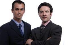 Uomini di affari Immagini Stock