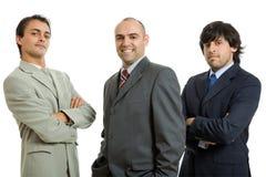 Uomini di affari Immagini Stock Libere da Diritti