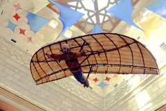 Uomini nei UAE Immagine Stock Libera da Diritti