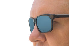 Uomini in occhiali da sole immagini stock libere da diritti