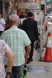 Uomini in vestito Fotografia Stock